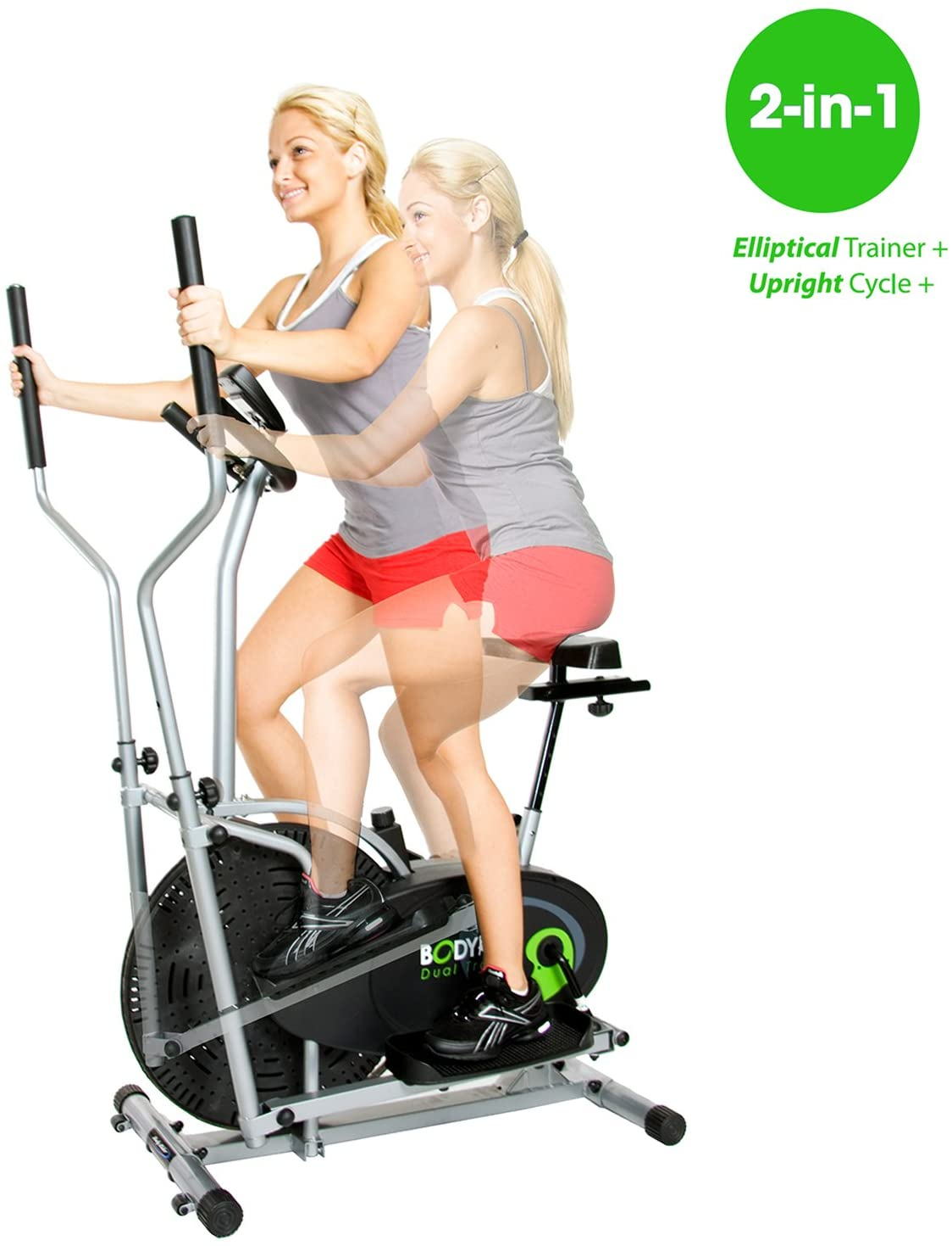 Best 2 in 1 Exercise Bike and Cross Trainers
