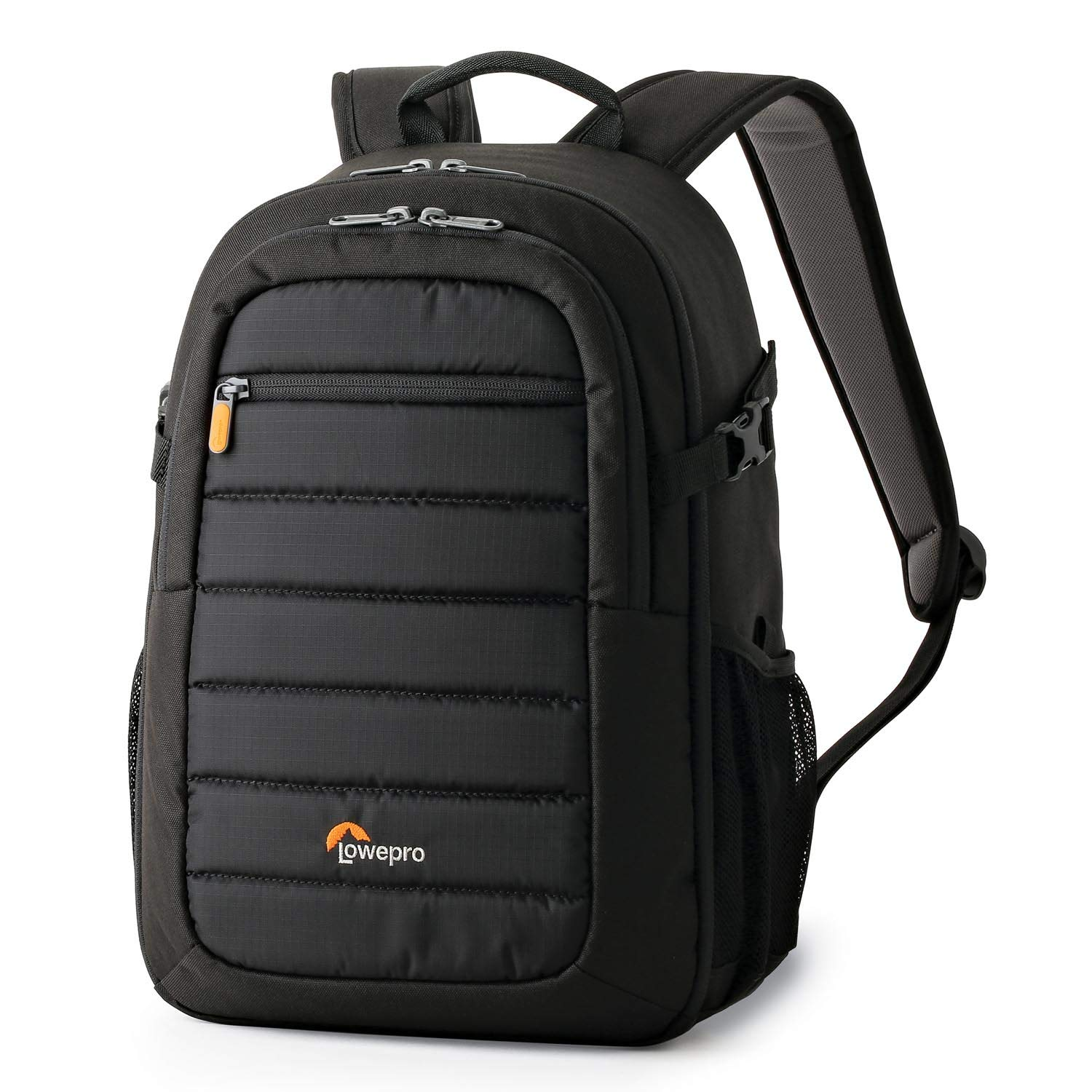 c82319241a5 Amazon.com : LowePro Tahoe BP 150. Lightweight Compact Camera Backpack for  Cameras and DJI Spark Drone (Black). : Camera & Photo