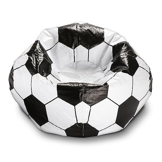 Ace Casual Furniture - Puf de balón de fútbol: Amazon.es: Hogar
