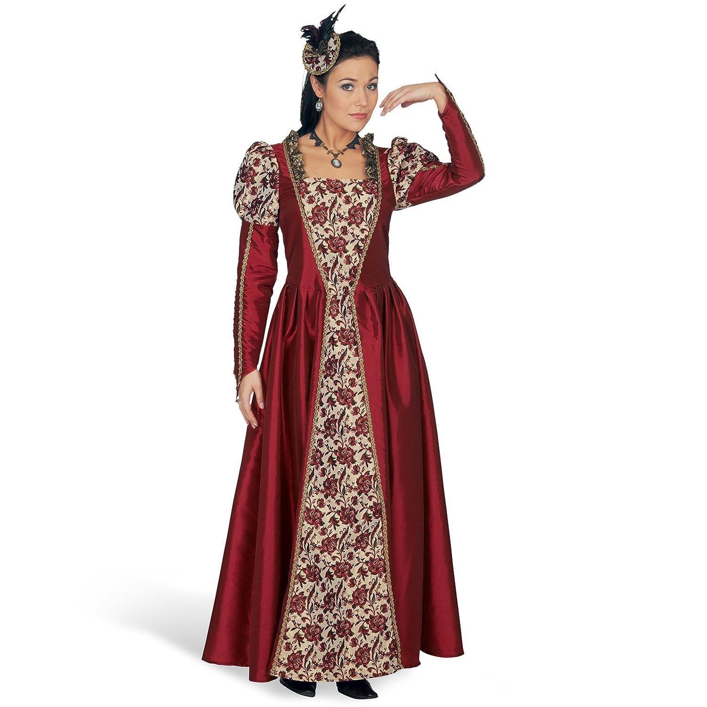 Hochwertiges Tudor Kleid Mary Kostüm Gr. 36 38 - Prinzessinnenkleid ...