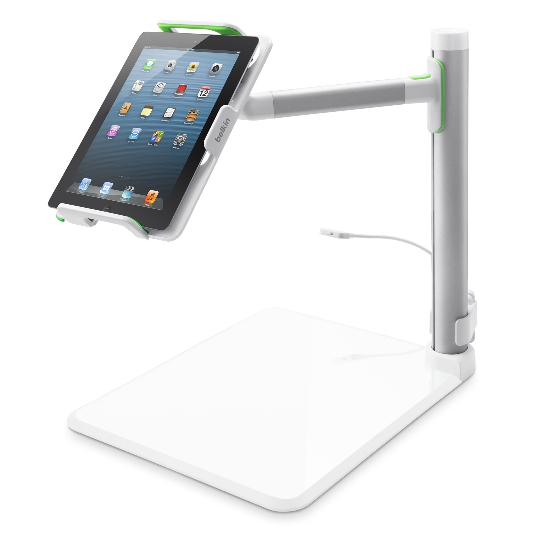 Belkin B2B054 Tablet Stage Stand for Presenters and Lecturers for Tablets from 7-11 Inches Including All Generations of iPad, iPad mini and iPad Air, Designed for School and Classroom