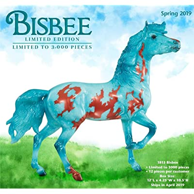 Breyer Limited Edition Bisbee 1815: Toys & Games
