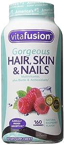 Vita Fusion Vita Fusion Dietary Supplement Multivitamin For Hair, Skin, & Nails (160Count), 160Count