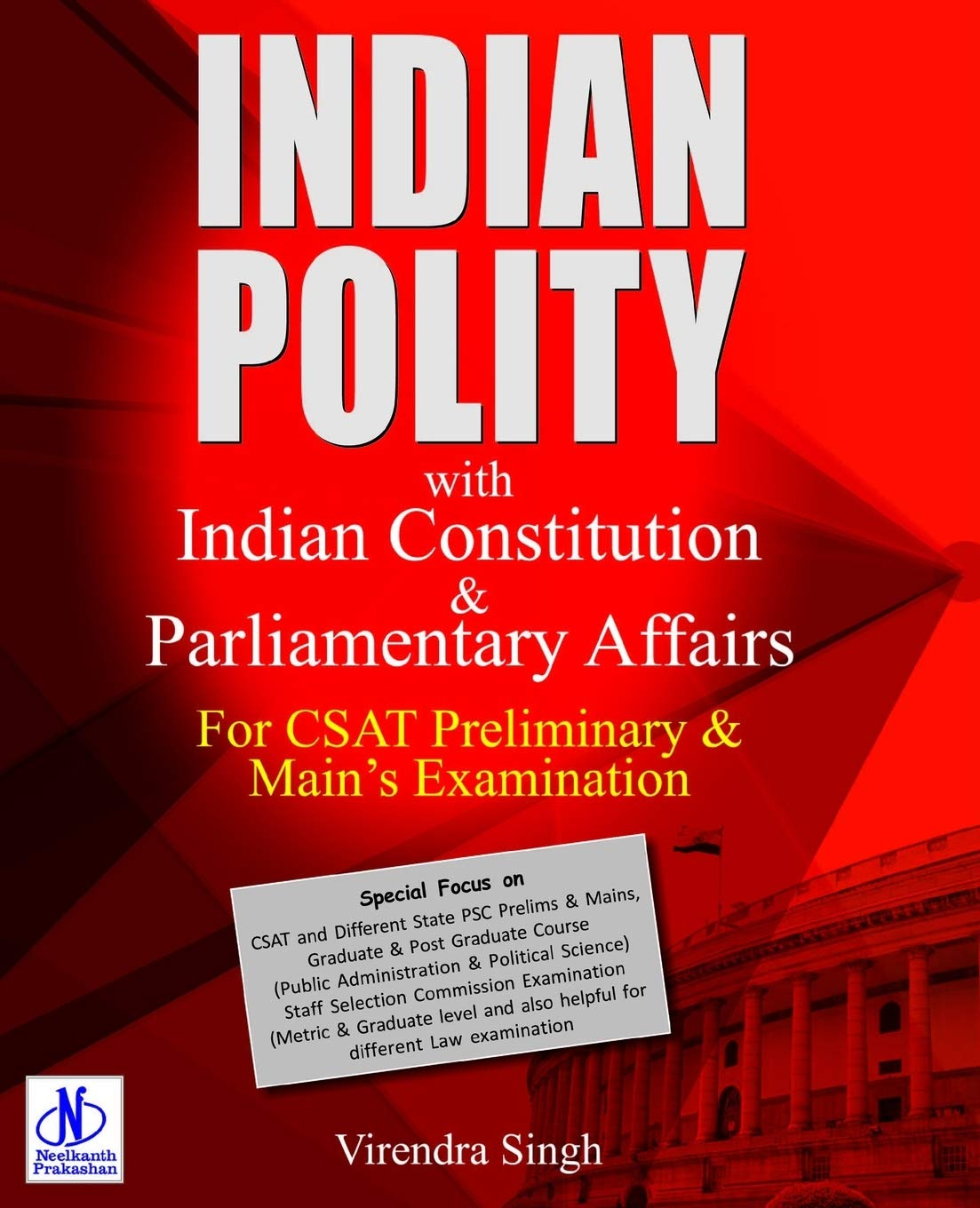 Indian Polity with Indian Constitution & Parliamentary Affair ...