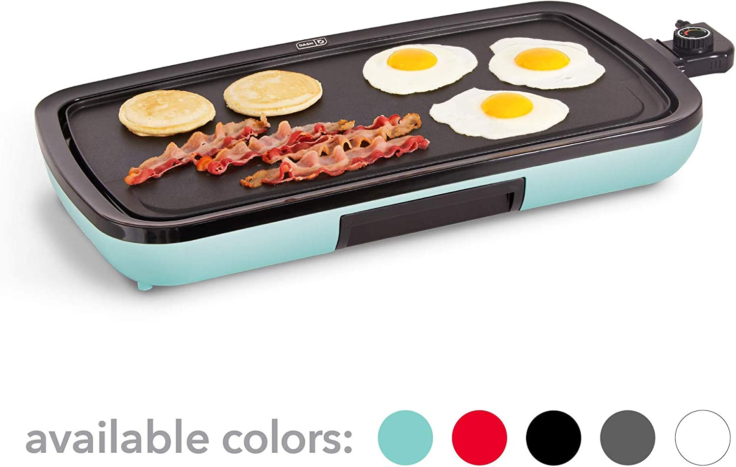 DASH DEG200GBAQ01 Everyday Nonstick Electric Griddle
