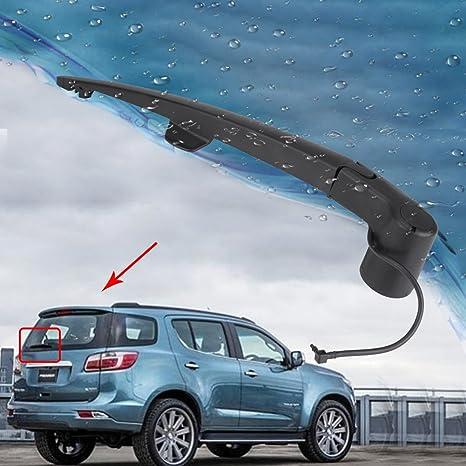 Amazon.com: Qiilu Windshield Wiper, Windscreen Rear Wiper Blade ...