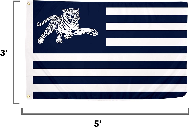 Desert Cactus Jackson State University NCAA 100/% Polyester Indoor Outdoor 3 feet x 5 feet Flag Nation 2a