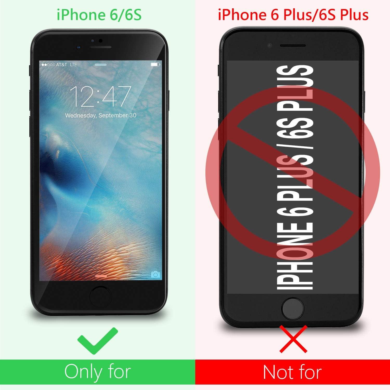 leathlux 9 x custodia iphone 6