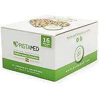 Pistachos ecológicos PISTAMED - 560 gramos. Tostado artesanal
