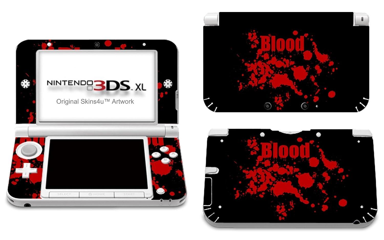 Skins4u - Protector de pantalla y adhesivo para Nintendo 3DS ...
