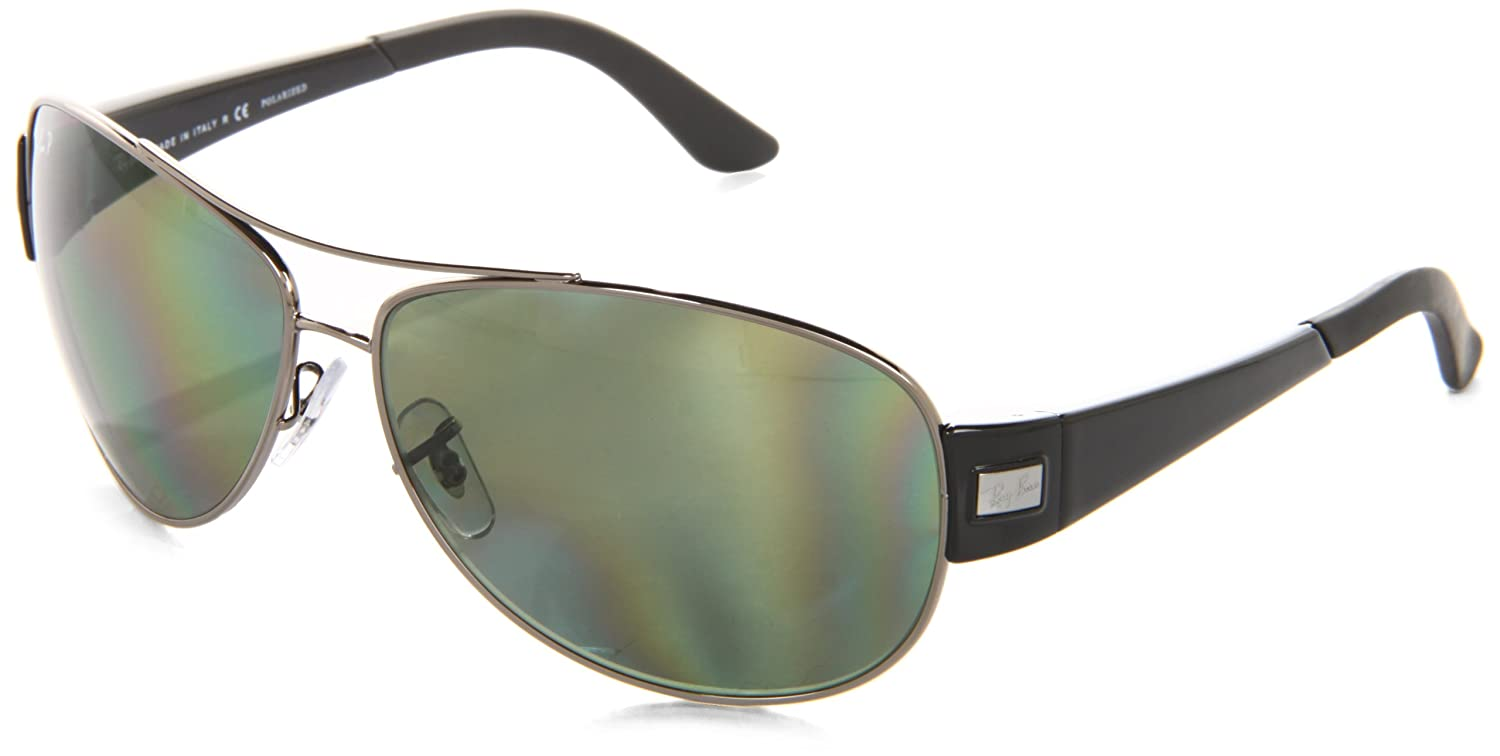8222214aed Ray Ban Sunglasses Rb3467 Black 004 9a Rb3467 « One More Soul
