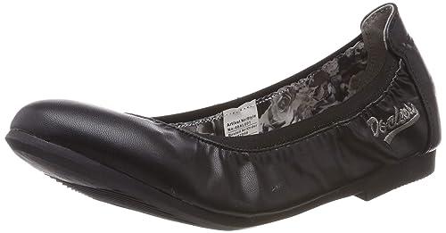 Dockers by Gerli 40al601-610100, Mocasines para Niñas: Amazon.es: Zapatos y complementos