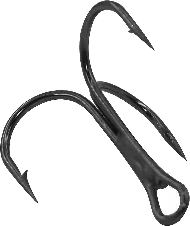 50pcs//100pcs Set Fish Hook Bend Treble Hooks Anchor Hook ZX