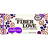 NuGo Fiber d'Lish, Cinnamon Raisin, 25.4 oz, 16 ct