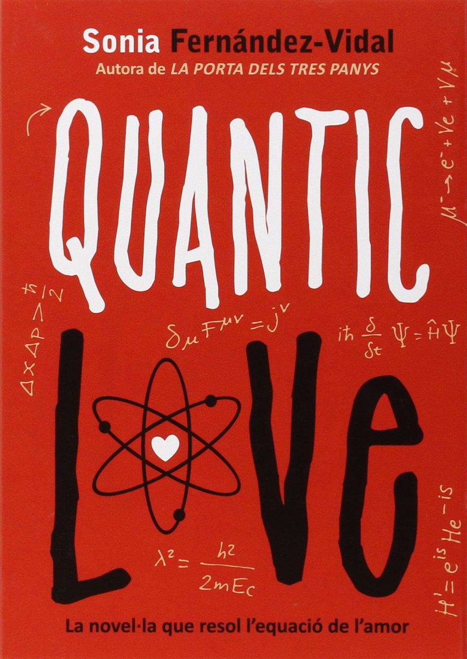 Quantic love (Lluna roja)