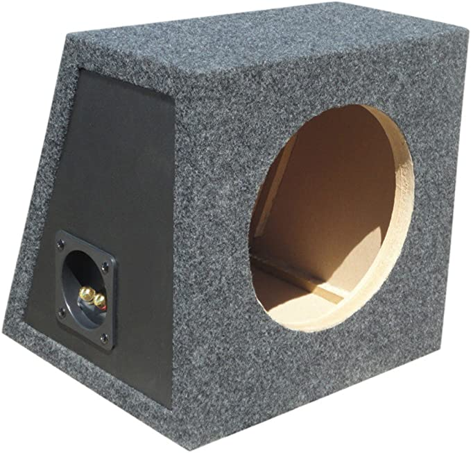 Generique Box Caja VACÍA por Sub SUBWOOFER DE 20,00 CM 200 MM 8