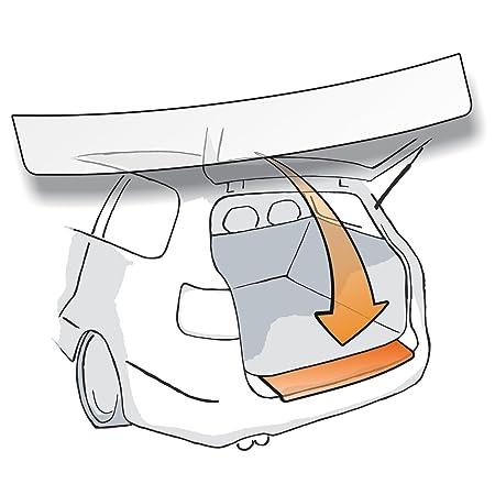 Autopflege & Aufbereitung Auto & Motorrad: Teile Vw Caddy 4 Ab 2015 Lackschutzfolie Ladekantenschutz Folie Autofolie Schutzfolie