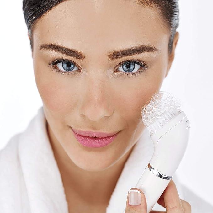 Braun 80 Face - Set de 2 recambios de cepillo facial de limpieza ...