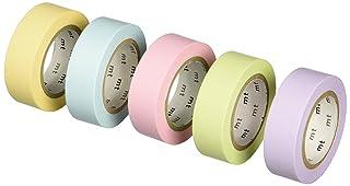 Masking Tape MT assortimento 5pezzi pastello 2–Masking Tape (MT)