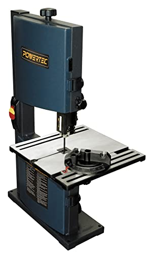 POWERTEC BS900 Band Saw, 9-Inch