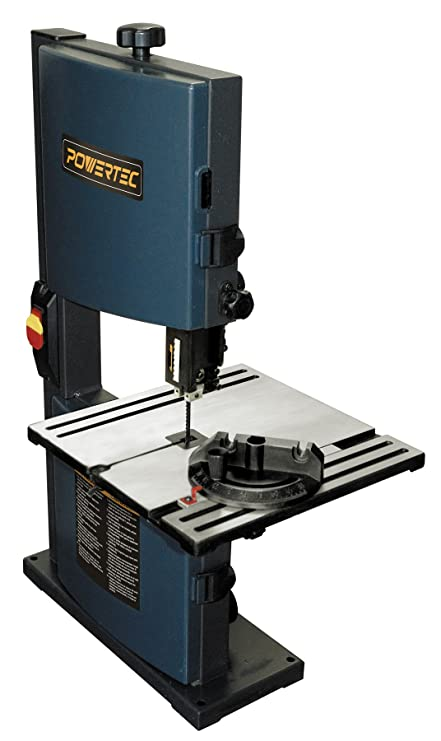 Powertec bs900 band saw 9 inch power band saws amazon powertec bs900 band saw 9 inch greentooth Gallery