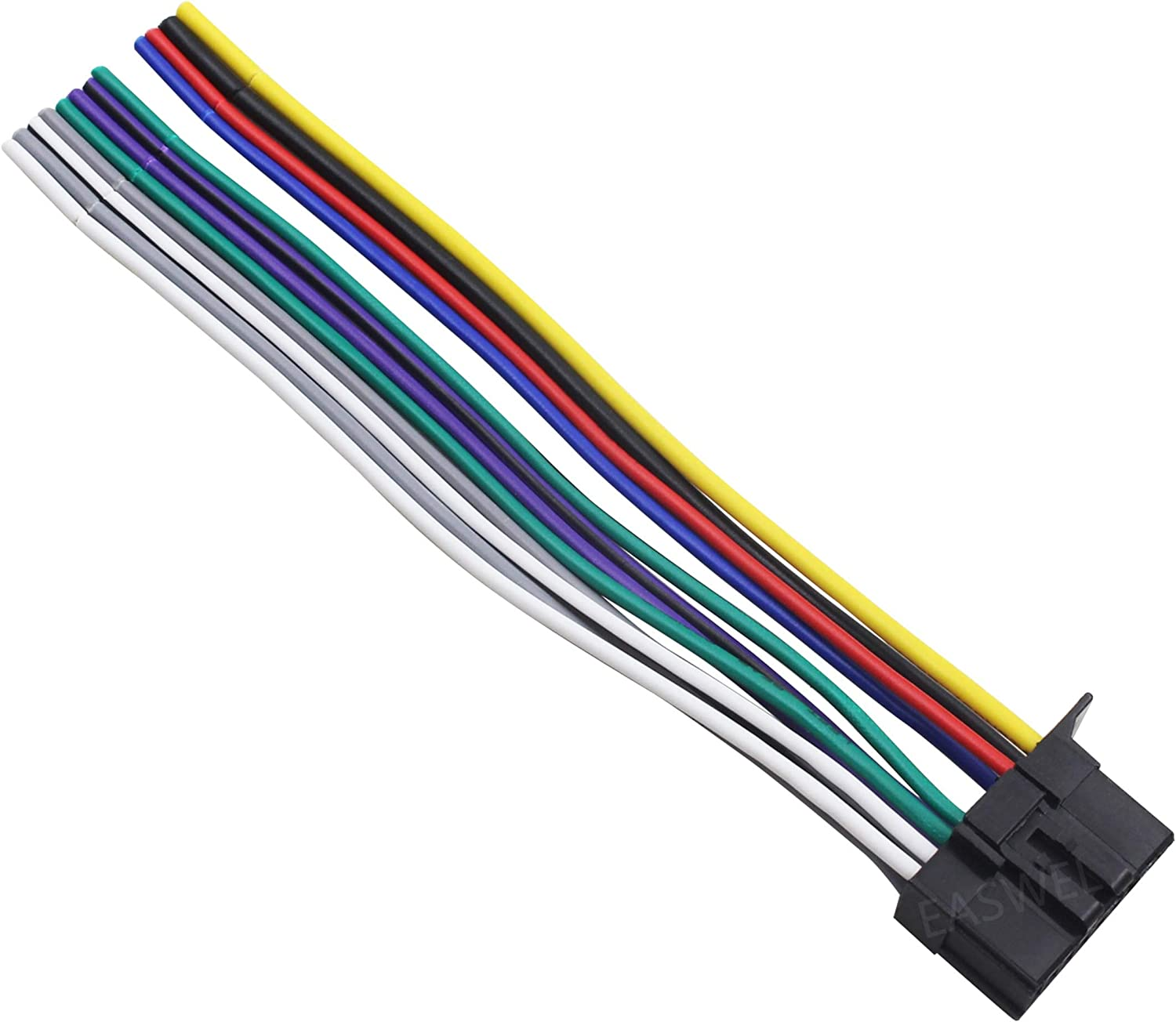Amazon Com Wire Harness For Pioneer Deh S4100bt Dehs4120bt Deh S4120bt Mp3 Players Accessories