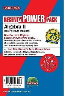 Barrons regents exams and answers algebra ii barrons regents algebra ii power pack regents power packs fandeluxe Images