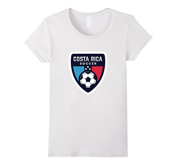 Amazon.com: Costa Rica Soccer t Shirt Camiseta Futbol Playera Jersey Tee: Clothing