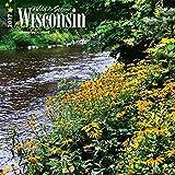 Wisconsin, Wild & Scenic 2017 Square (Multilingual Edition)