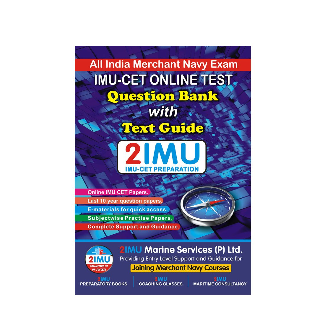 buy imu cet 2018 question bank book online at low prices in india