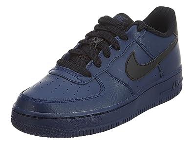 b5b2d5b2bf833f Nike Kids Air Force 1 Low Basketball Sneaker (7 M US Big Kid, Blanc ...
