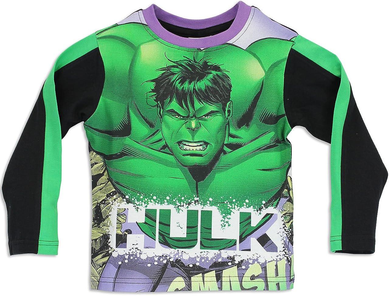 Hulk - Pijama para Niños - Marvel - 3-4 Años: Amazon.es: Ropa y ...