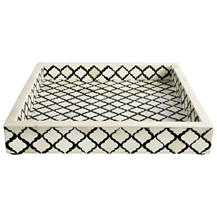 Amazon Com Handicrafts Home Decorative Tray Inspired By Vintage