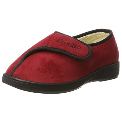 Podowell Unisex Adults Amiral Low-Top Slippers, (Rot 7210030), 7 7.5 UK | Slippers