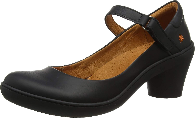 Art Alfama, Zapatos de tacón con Punta Cerrada para Mujer