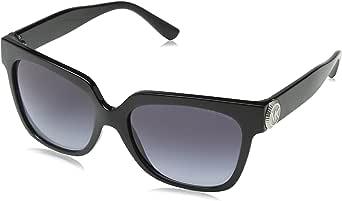 Michael Kors ENA MK2054 Sunglasses 317711-55 - Black Frame, Grey Gradient MK2054-317711-55