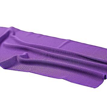 NoyoKere Microfibra de Secado rápido Toallas de natación Toalla Deportiva Toalla de Hielo Sentido frío Toalla de Secado rápido Baño de Yoga Estera de Yoga ...