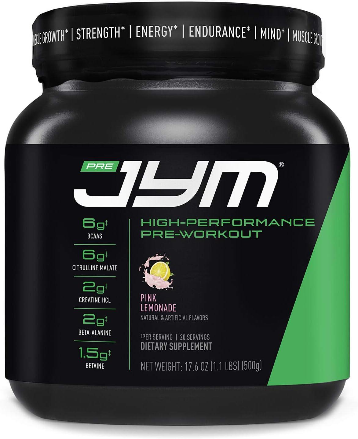 Jym Pre Jym – Pink Lemonade