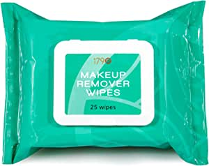 Natural Makeup Remover Facial Cleansing Wipes from 1790 Are the Best Gentle Towelettes For Your Face - Remove Eye Makeup - Kind to Your Skin - Blemish Free Finish, 25 Count