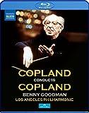 Aaron Copland - Conducts Copland