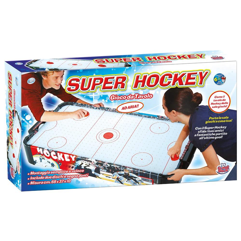 Super Hockey Ad Aria.Desconocido Super Hockey Gioco Di Tavolo Amazon Co Uk
