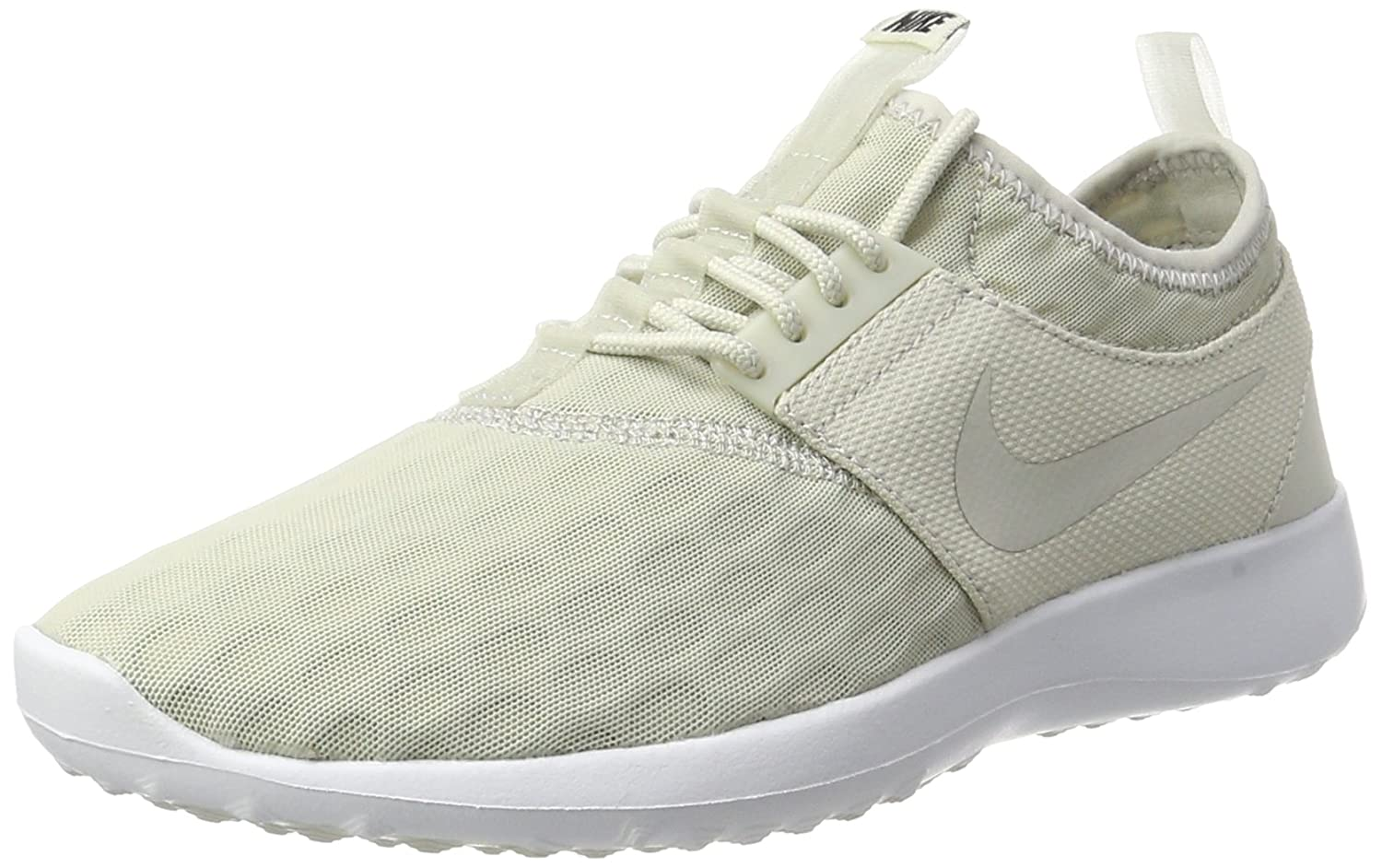 NIKE Women's Juvenate Running Shoe B071XVJ8CL 6 B(M) US|Light Bone/Light Bone/Black/White