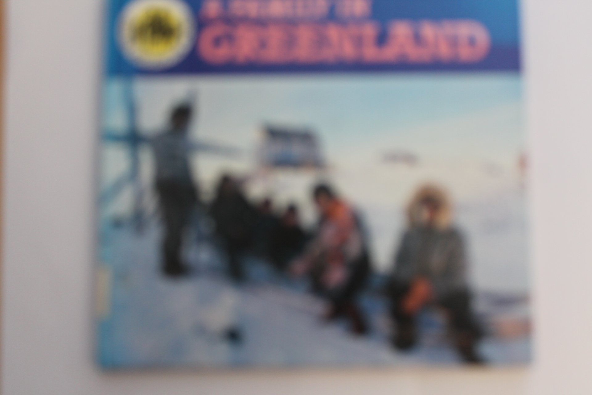 A Family In Greenland (Families Around the World)