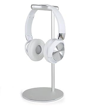 Incluye par emebay – Seenda – Soporte para casco audio aluminio ideal Headphones Stand para los