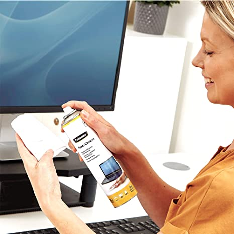 Fellowes Performance 400ml Foam Cleaner Computers Accessories
