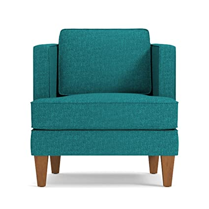 Awe Inspiring Amazon Com Astor Chair Ocean Blue Kitchen Dining Machost Co Dining Chair Design Ideas Machostcouk