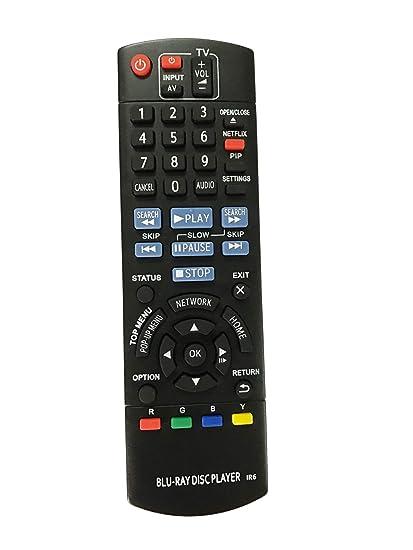 Panasonic DMP-BD755P Blu-ray Player Driver Download