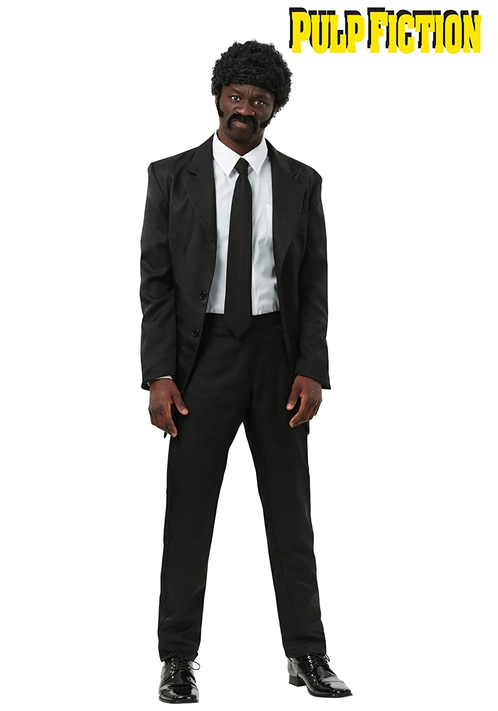Fun Costumes Mens Pulp Fiction Suit Small: Amazon.es: Juguetes y ...
