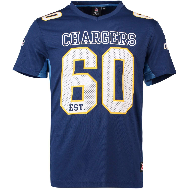 huge discount 11abb b5e4f Amazon.com: Majestic NFL Polymesh Jersey Shirt - Los Angeles ...