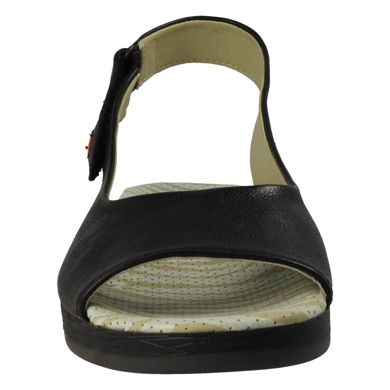 Softinos Sandals P900454000 Black B073MNBB9D 39.0 EUR|Black